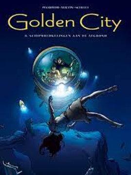 Golden City Schipbreukelingen aan de afgron /  Daniel Pecqueur / Nicolas Malfin.