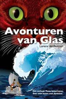 Avonturen van glas / L. Veldhuijzen