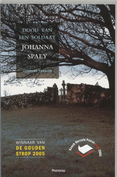 Dood van een soldaat / J. Spaey
