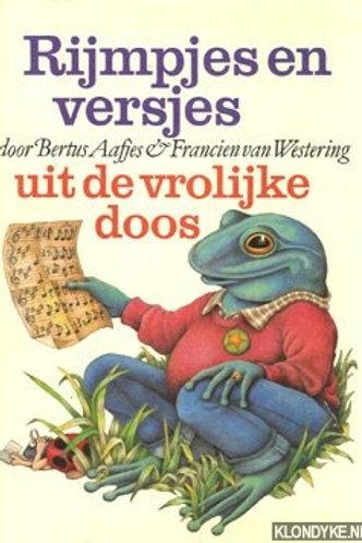 Rijmpjes en versjes / B. Aafjes F. van Westering