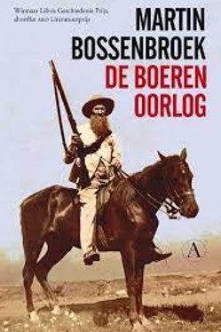 De boeren oorlog / Martin Bossenbroek
