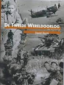 De tweede wereld oorlog / David Boyle