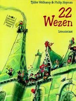 22 wezen / T. Veldkamp & P. Hopman