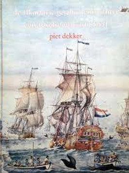 De Alkmaarse geschiedenis achter een Texelse walvisbokaal / P. Dekker