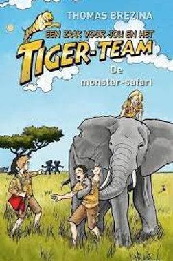 De monster-safari / Thomas Brezina