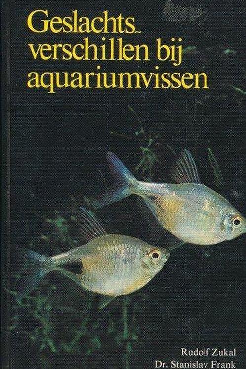 Geslachtsverschillen bij aquariumvissen / R. Zukal
