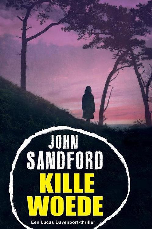 Kille woede / J. Sandford