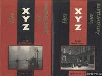 Het XYZ van Amsterdam / J. Kruizinga
