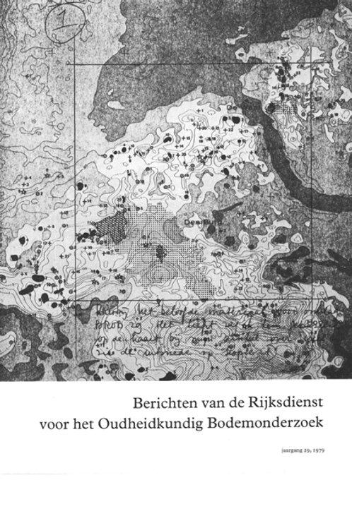 Berichten van de Rijksdienst voor het Oudheidkundig Bodemonderzoek