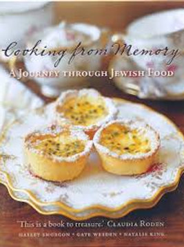 Cooking from memory: a journey through Jewish food / H. Smorgon