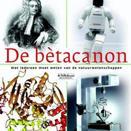 De betacanon /R. Dijkgraaf.