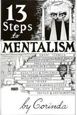 13 steps to mentalism / Corinda
