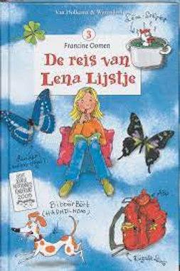 De reis van Lena Lijstje / F. Oomen