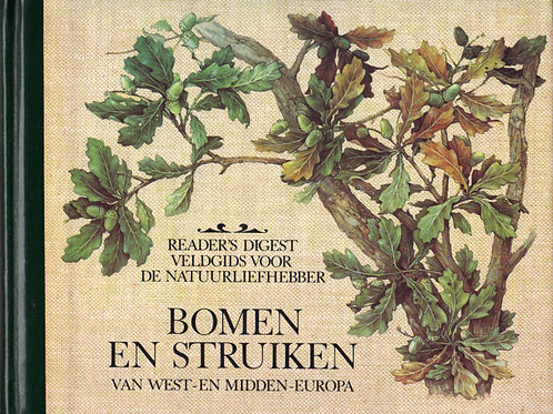 Bomen en Struiken van West- en midden- Europa