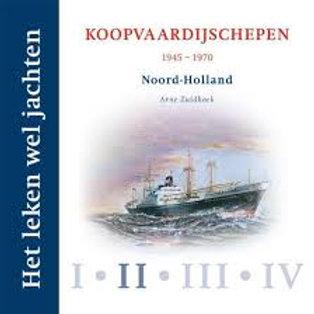 Koopvaardijschepen 1945-1970 / Arne Zuidhoek