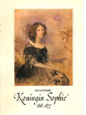 Koningin Sophie, 1818-1877