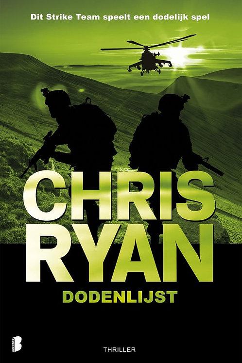 Dodenlijst / Chris Ryan