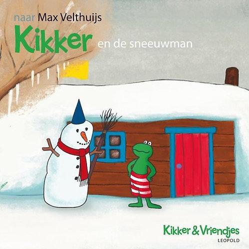 Kikker en de sneeuwman / M. Velthuijs