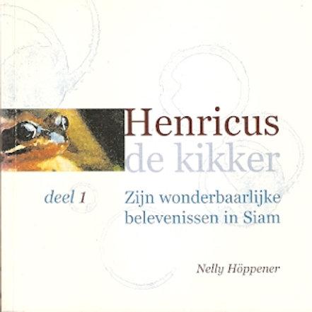 Henricus De Kikker / N. Hoppener