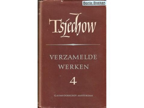Verzamelde werken IV. / Tsjechow.