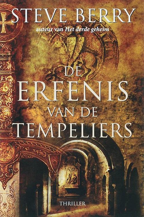 De erfenis van de tempeliers / Steve Berry