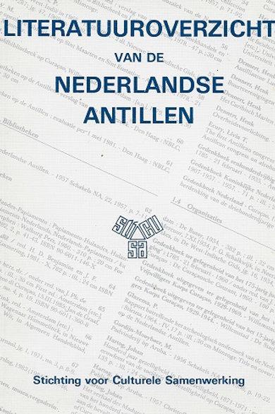 Literatuuroverzicht van de Nederlandse Antillen / S. Criens