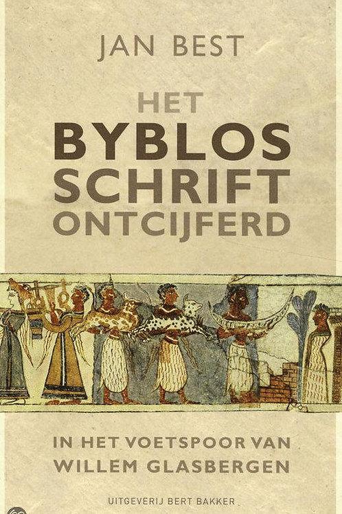 Het Byblos schrift ontcijferd / J. Best