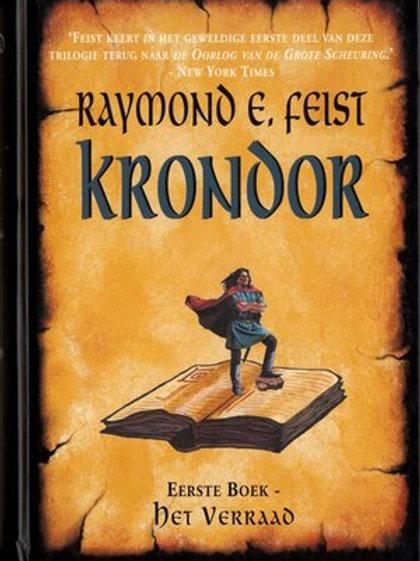 Krondor Deel 1. / R. E. Feist