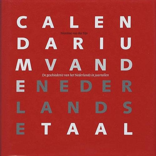Calendarium van de Nederlandse taal / N. van der Sijs