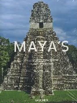 Maya's: Paleizen en piramiden in het oerwoud./ H. Stierlin.
