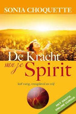 De kracht van je spirit / S./ Choquette