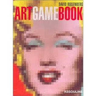 Art Game  Book / D. Rosenberg