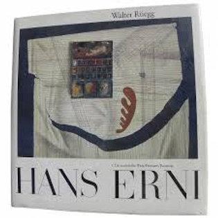 Hans Erni: Das Malerische Werk/ Peintures/Paintings. / W. Ruegg