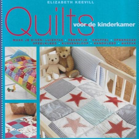 Quilts voor de kinderkamer / E. Keevill