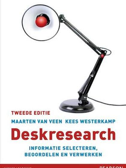 Deskresarch / M. van Veen & K. Westerkanp