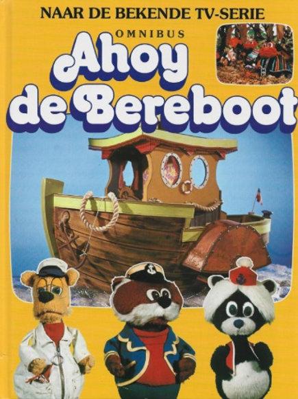Ahoy de berenboot omnibus