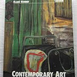 Contemporary art / Klaus Honnef