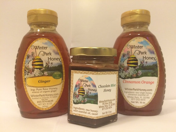 Christmas Honey Pack