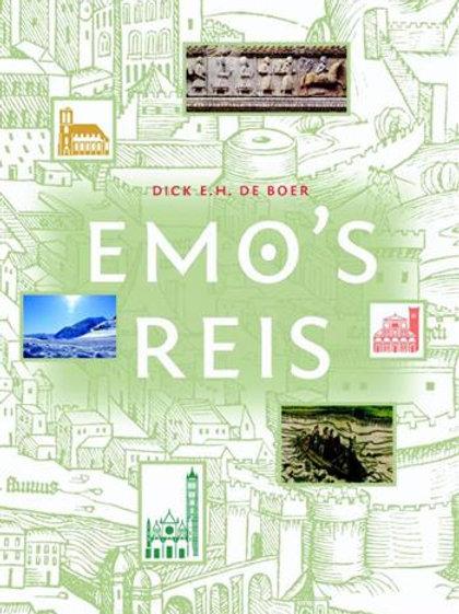 Emo's reis / D. E. H. de Boer