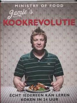 Jamie's kookrevolutie. / J. Oliver
