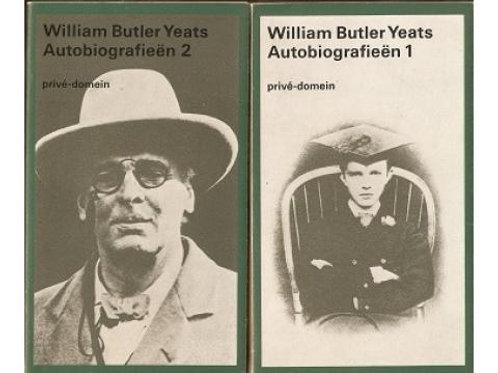 Autobiografieën [2 delen] / William Butler Yeats