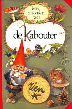 Leven en werken van de kabouter / Rien Poortvliet