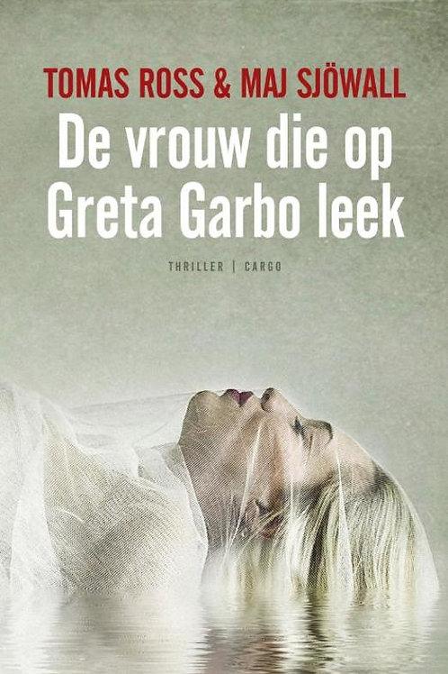 De Vrouw Die Op Greta Garbo Leek / T. Ross.