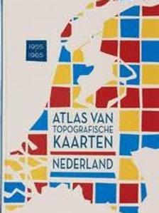 Atlas van topografische kaarten Nederland