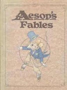 Aesop s fabels / R. Mathias
