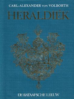 Heraldiek / C-A von Volborth