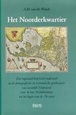 Het Noorderkwartier / A. M. van der Woude