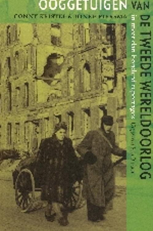 Ooggetuigen van de tweede wereldoorlog / C. Kristel & H. Piersma