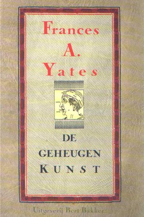 De geheugen kunst / F. A. Yates
