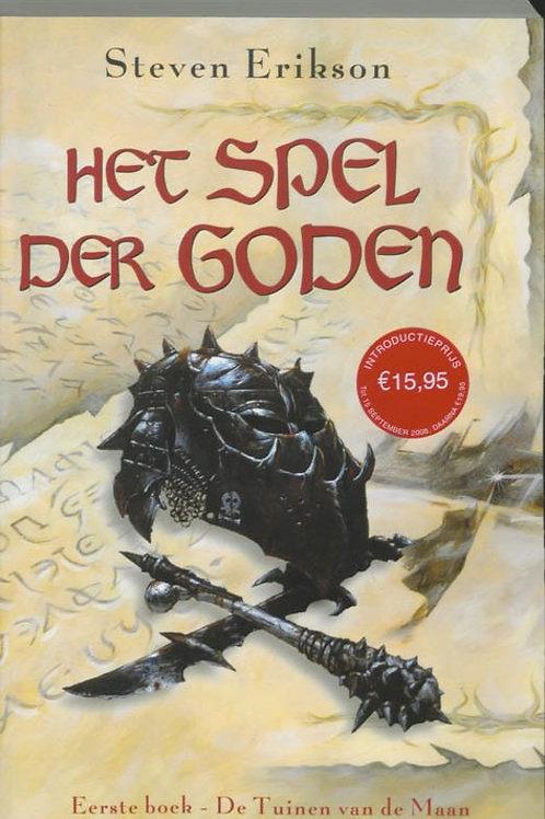 Het spel der Goden / S. Erikson